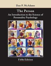 The Person: An Introduction to the Science of Personality Psychology, McAdams, D