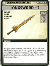 Pathfinder Adventure Card Game - 1x Longsword +2 - The Hook Mountain Massacre
