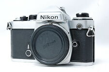 Nikon FE 35mm SLR Film Camera Body Only  SN3056739