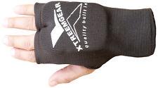 Elasticated Karate Mitt  Boxing Fist Punching Gloves MuayThai EVA Pad KM-1
