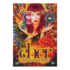 Cher DVD - Live In Concert (*New *Sealed *All Region)