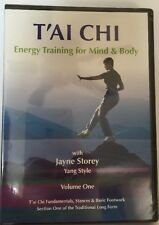 Tai Chi - Energy Training for Mind and Body, Vol. 1, DVD NEW SEALED