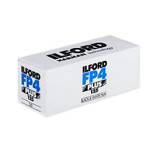Ilford FP4 125 ISO 120 Roll Film  Black and White Print Film 12 Print
