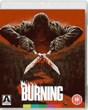 The Burning - 2 Disc Blu-Ray - (Uncut) - Special Edition - Tony Maylam