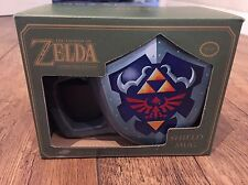 # LEGEND OF ZELDA OFFICIAL COLLECTORS EDITION SWORD MUG # BRAND NEW # NINTENDO #