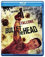 BULLET TO THE HEAD (2013) BLU RAY NEW AND SEALED SYLVESTER STALLONE