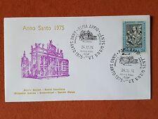 Timbro speciale Anno Santo 1975 Roma (mavat 107)