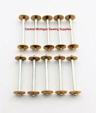 Singer Sewing Machine Long Bobbins Fits Models 27, 127, 28, 128