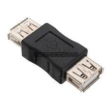 ADATTATORE USB 2.0 F/F FEMMINA CONNETTORE PER PROLUNGA CAVI CONVERTITORE