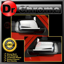 07-15 Toyota Tundra CrewMax Double cab Chrome Full Mirror Cover Pair left+right