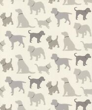 Arthouse Walkies Wallpaper 622008 - Dog Collar Canine K9 Doggy Puppy Natural