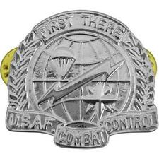 USAF Air Force Badge Combat Control Team First There  NEW