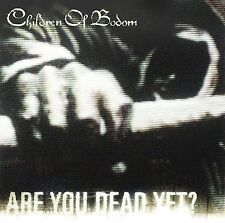 Children Of Bodom Are You Dead Yet ltd picture disc vinyl LP NEW sealed