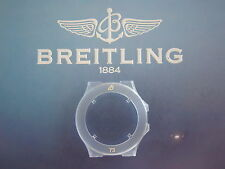 BREITLING FACTORY SALES JEWELER CLEAR WATCH PLASTIC BEZEL PROTECTOR #73 S/O GMT