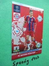 Champions League 2015 Scandinavian Star Höjbjerg München  Panini Adrenalyn 14 15
