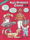 Kid's Keyboard Course Book #1 Learn Beginner Children Electronic Music Tuition