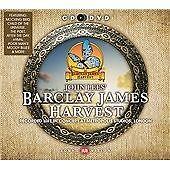 Barclay James Harvest - Live in Concert Metropolis Studios, London (CD+DVD)  NEW