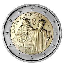 ITALIA: 2 euros 2015 S/C DANTE ALIGHIERI