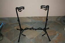 2 Precision Instruments collapsible Guitar Stands
