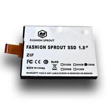 1.8 ZIF 128gb ssd Hard Disk For HP 2510P 2710P ipod  classic1/2/3