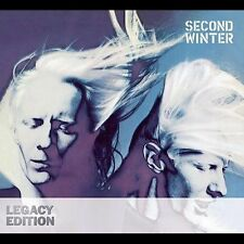 JOHNNY WINTER Second Winter Legacy Edition 2CD BRAND NEW