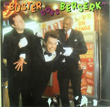 Buster Poindexter - Buster Goes Berserk - LP - washed - cleaned - L4298