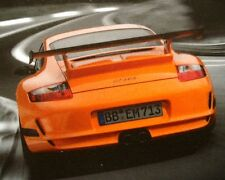 PORSCHE GT3RS EURO Spec at Nürburgring Rare Collectible Mouse Pad—MADE IN USA