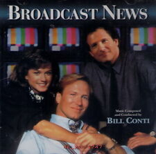Broadcast NEWS-BANDE ORIGINALE [2005] | Bill Conti | varese Limited CD NEUF
