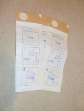 Hako- MVP Minuteman Upright Vacuum Cleaner Paper Bags Generic Part # ECC149