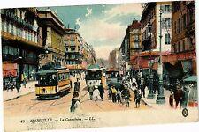 CPA Marseille-La Cannebiére (185373)