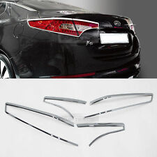 Chrome Rear Lamp Molding Garnish B689 For KIA 2011 2012 2013 Optima / K5