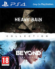 Heavy Rain & Beyond Due Anime Collection PS4 Playstation 4 IT IMPORT