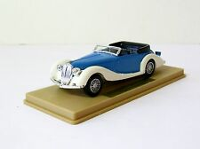 Solido (France) 1939 Delahaye 135 M Cabriolet 1:43 Scale Diecast Car Model Used