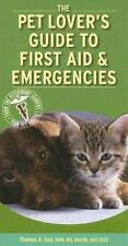 Pet Lover's Guide to First Aid and Emergencies, 1e-ExLibrary