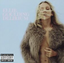 Delirium [PA] by Ellie Goulding (CD, Nov-2015, Interscope (USA)) NEW