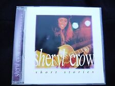 """CHERYL CROW """"SHORT STORIES""""-PRO SOURCED SILVER DISC CD-MADE IN ITALY-TINLEY IL."""
