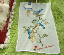 Preworked Woollen Needlepoint Embroidery Canvas Petit Point Tapestry~Birds~
