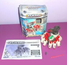 2003 Hasbro / Tomy Zoids NJR ( #BZ-102 CANNON SPIDER ) Boxed with Instructions
