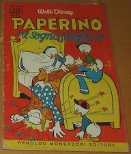 Albi d'Oro - Serie Comica - Numero 28 anno 1954 - Disney