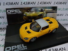 voiture 1/43 IXO eagle moss OPEL collection : SPEEDSTER 2000/2005