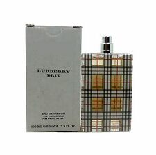 BURBERRY BRIT BY BURBERRY EAU DE PARFUM SPRAY 100 ML/3.3 FL.OZ. (T)