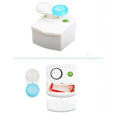 New Automatic Contact Lens Cleaner Cleaning Washer Ultrasonic Daily