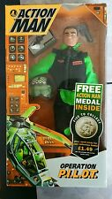 NEW MOC MIB MOSC NRFB 1994 ACTION MAN OPERATION P.I.L.O.T PILOT HASBRO