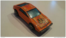 hot wheels Lotus Royal Flash orange (0023)