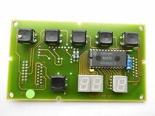 IDEAL GAS MODULE DISPLAY PCB 139349 FREE NEXT DAY BEFORE 1.00 PM TRACKED DELIVER