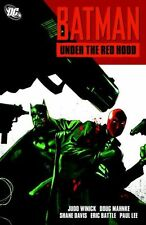 DC COMICS BATMAN UNDER THE RED HOOD TPB TRADE PAPERBACK BLACK MASK JUDD WINICK