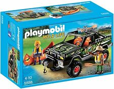 Playmobil 5558  Adventure Pickup Truck     Wild Life   BRAND NEW / SEALED