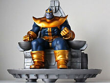 Thanos On the Throne Avengers Statue Bowen Designs Marvel Comics