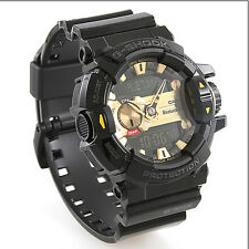 CASIO Watch G-Shock Bluetooth G'Mix GBA-400-1A9ER Herrenuhr