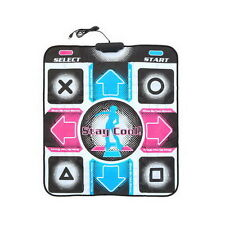 Non-Slip Dancing Step Dance Mat Pad Pads Dancer Blanket to PC with USB New EA
